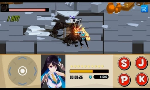 Download Girl Fight 1.01 APK For Android