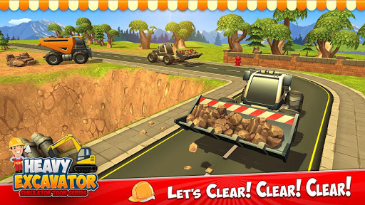 Download Heavy Excavator Crane City Construction Simulator 3.3 APK For Android