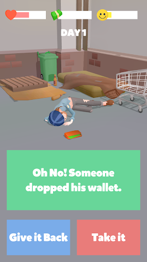 Download Homeless Story 0.2 APK For Android