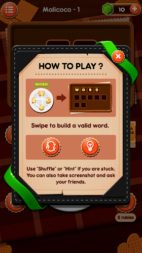 Download Kitchen of Words - Make a tasty word 1.1 APK For Android