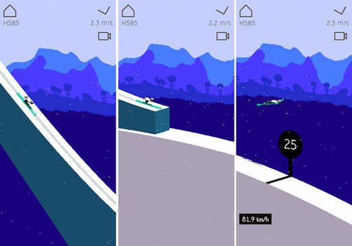 Download Lux Ski Jump 0.9.3 APK For Android