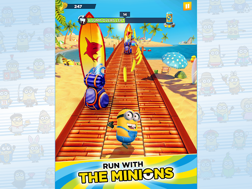 Download Minion Rush: Despicable Me Official Game 7.4.1m APK For Android