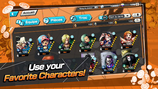Download ONE PIECE Bounty Rush 33200 APK For Android