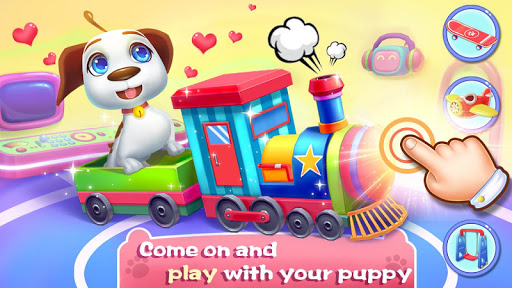 Download 🐶🐶Space Puppy - Feeding & Raising Game 2.0.5026 APK For Android