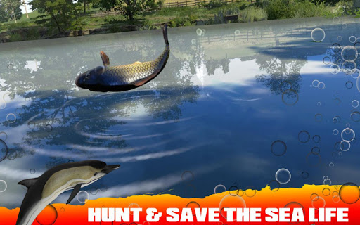 Download Spearfishing Wild Shark Hunter - Fishing game 1.8 APK For Android