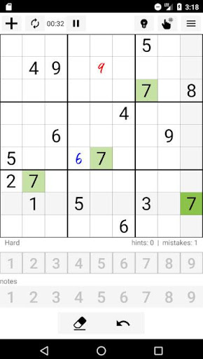 Download Sudoku 1.0.3 APK For Android