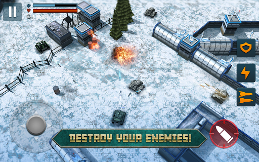 Download Tank Battle Heroes: World of Shooting 1.17.1 APK For Android