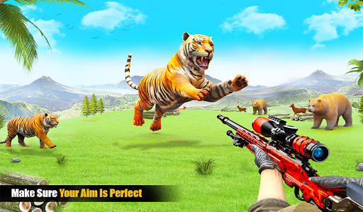 Download Wild Animal Hunting: Animal Shooting Game Free 12 APK For Android
