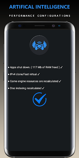 Download Game Booster Free Power GFX Lag Fix 47.0 APK For Android