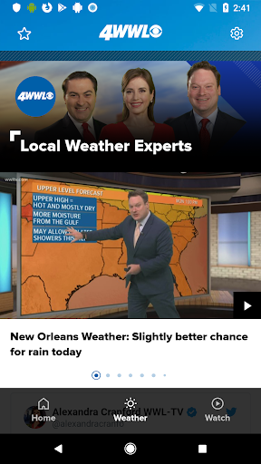 Download New Orleans News from WWL 42.11.8 APK For Android