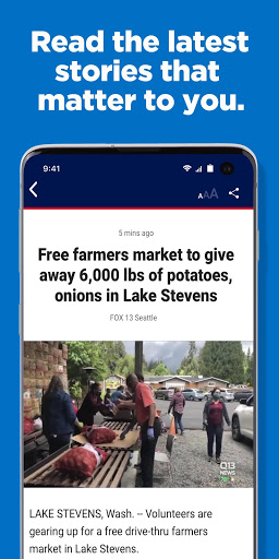 Download Q13 FOX: Seattle News & Alerts 5.19.0 APK For Android