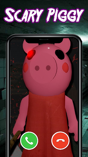Download Video call from Scary Piggy 1.1 APK For Android