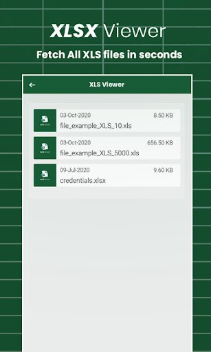 Download Xlsx File Reader & Xls Viewer 1.0.2 APK For Android