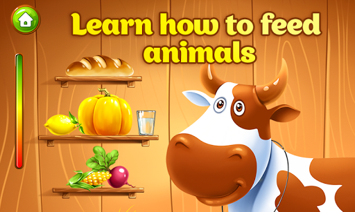 Download Animal Farm for Kids. Toddler games. 2.1.15 APK For Android