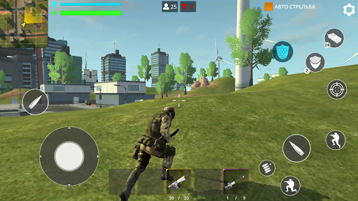 Download Battle Royale Fire Force Free: Online & Offline 2.3.0 APK For Android