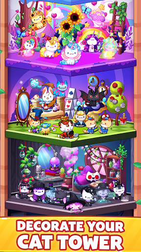 Download Cat Game - The Cats Collector! 1.52.02 APK For Android