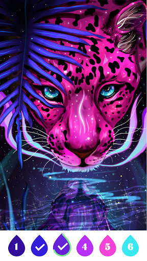 Download Coloring Games -Paint By Number&Free Coloring Book 1.0.99 APK For Android