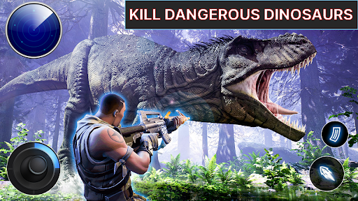 Download Dino Hunter - Wild Jurassic Hunting Expedition 1.5 APK For Android