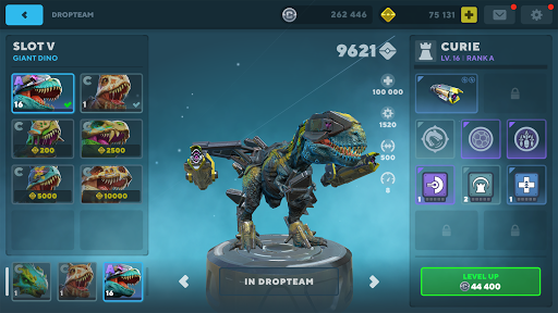 Download Dino Squad: TPS Dinosaur Shooter 0.14.0 APK For Android