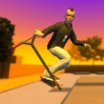 Download Street Lines: Scooter 1.12 APK For Android