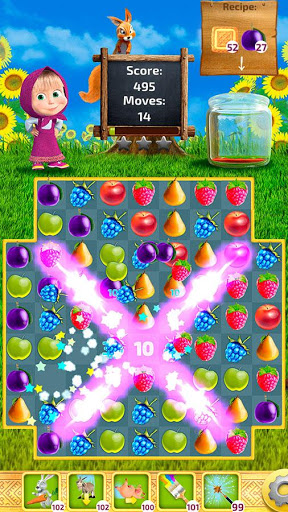 Download Juicy Match 3: Jam Day - Fun for kids and adults 1.7.70 APK For Android