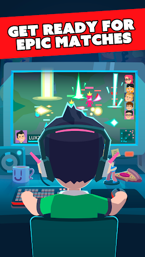 Download League of Gamers: Be an Esports Legend! 1.4.9 APK For Android