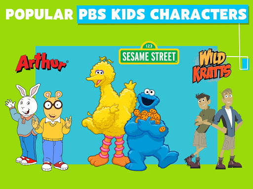 Download PBS KIDS Games 2.7.7 APK For Android