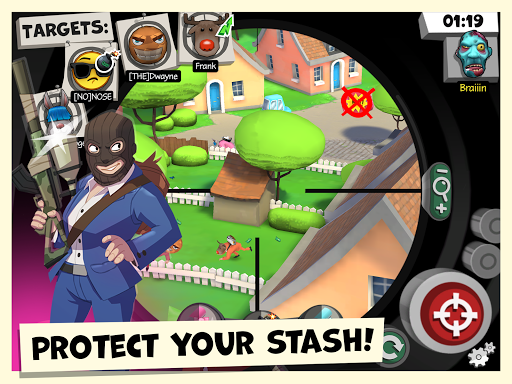 Download Snipers vs Thieves: Classic! 1.0.40251 APK For Android