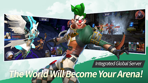 Download Summoners War: Lost Centuria 1.1.1 APK For Android
