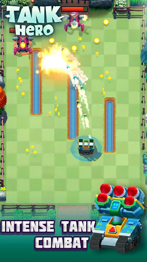Download Tank Hero - Awesome tank war games 1.7.7 APK For Android