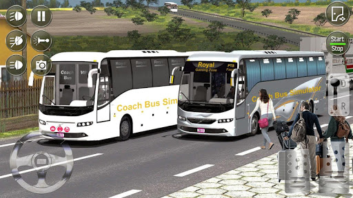 Download US Bus Simulator 2020 : Ultimate Edition 0.21 APK For Android