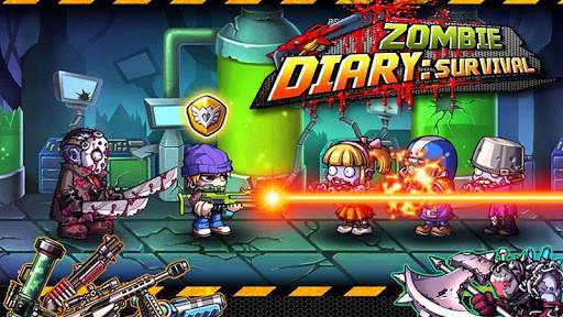 Download Zombie Diary 1.3.2 APK For Android