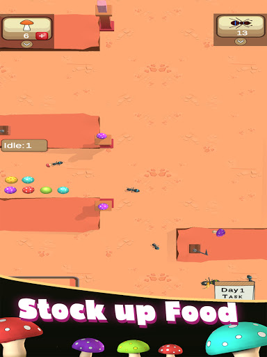 Download Ant Colony 3D: The Anthill Simulator Idle Games 2.6 APK For Android