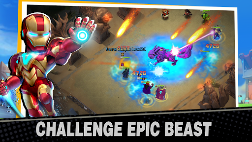 Download Clash of Heroes: Kingdoms War SLG 1.0.0 APK For Android