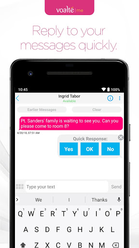 Download Voalte One 3.7 3.7.17 APK For Android