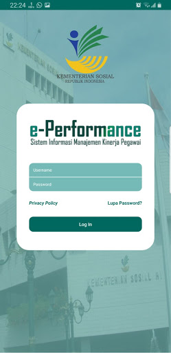 Download ePerformance Kemensos RI 1.8.8 APK For Android