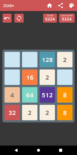 Download 2048+ 2.3.1 APK For Android