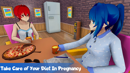 Download Anime Pregnant Mother Simulator: Family Life 1.0.3 APK For Android