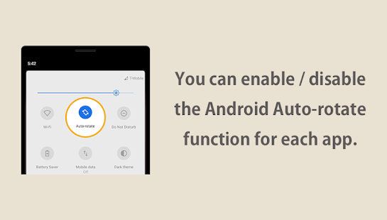 Download Auto-rotate Control 1.2.3 APK For Android
