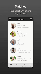 Download Black Christian Soulmates App 1.5.79 APK For Android