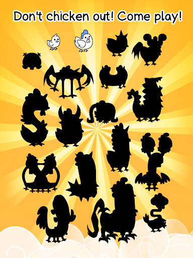 Download Chicken Evolution - 🐓 Mutant Poultry Farm Clicker 1.2.7 APK For Android