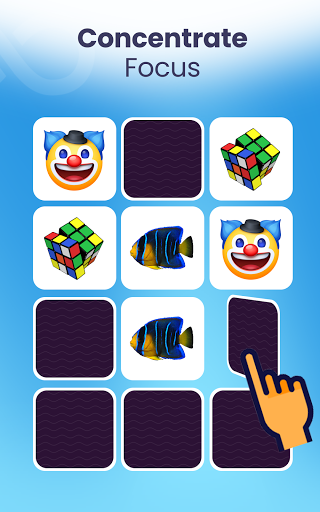 Download Concentrate - Memory games. Infinite Memory 0.83 APK For Android