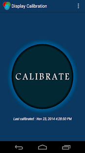 Download Display Calibration 8.1 APK For Android