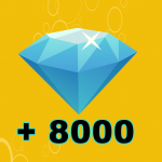 Free ☯ Fire Diamonds For ☯ Free 2021 8.2.4z APK For Android