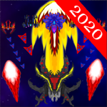Galaxy Hunter - Space Shooter - Galaxy Shooter 1.8.01 Optim APK For Android