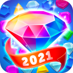Jewelry Farm Match3 Puzzle 1.0.3 APK For Android