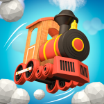 iHappy Train - Slide Puzzle 2.0 APK For Android
