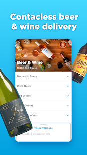 Download Favor - Anything Delivered. Food, Alcohol + More 2.1.0-ab8c685.1253 APK For Android