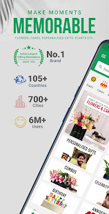 Download Ferns N Petals: Flowers, Cakes, Gifts Delivery App 2.67.0.1 APK For Android