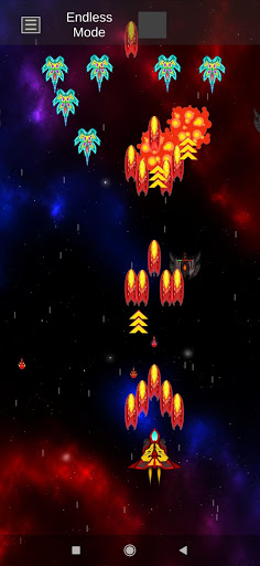Download Galaxy Hunter - Space Shooter - Galaxy Shooter 1.8.01 Optim APK For Android